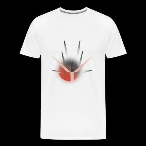 Kosmaj Monument Men White - Men's Premium T-Shirt