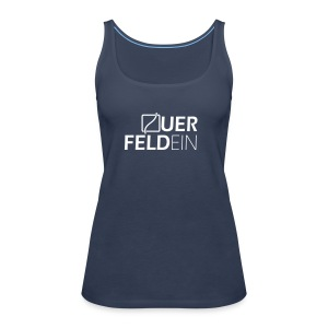 Querfeldein - Top - Frauen Premium Tank Top