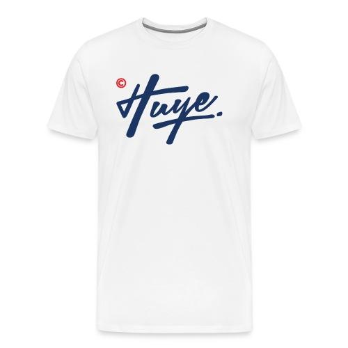 Logo © - Camiseta premium hombre