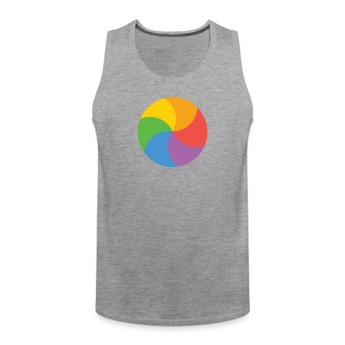 Beachball - male tanktop - Mannen Premium tank top