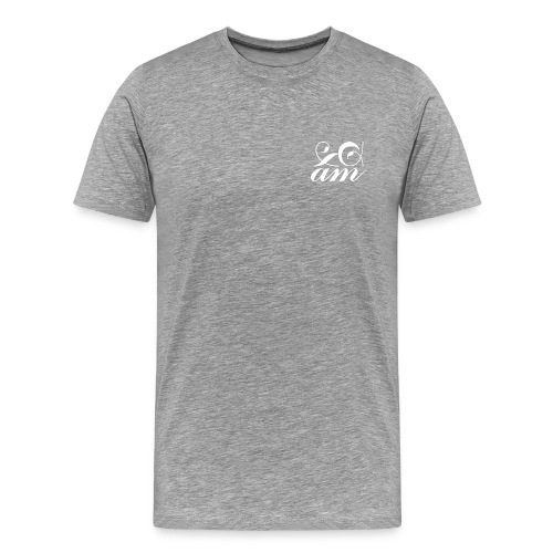 Introduce Grey - Men's Premium T-Shirt