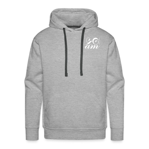 Introduce Hood Grey - Men's Premium Hoodie