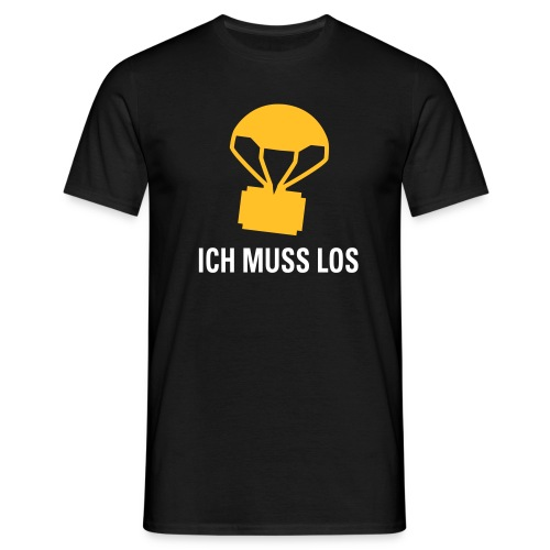 Supply Drop (The Division) Ich muss los! V2 - Männer T-Shirt