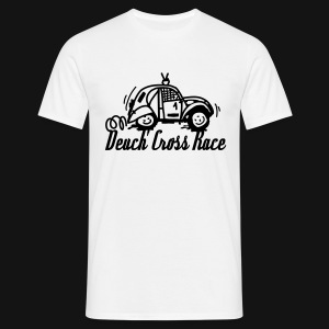 G2D - Deuch' Cross race - T-shirt Homme