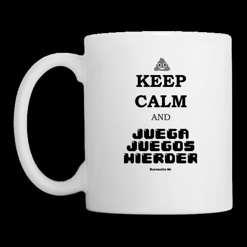 TAZA DEL JUGADOR MIERDER - Taza