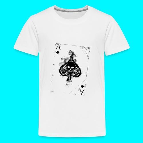 ace - Teenage Premium T-Shirt