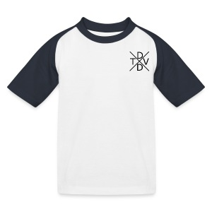 DDTV Shirt - Kinder Baseball T-Shirt