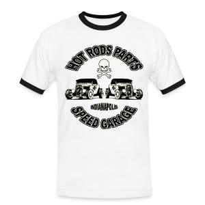Vintage hot rods parts - Men's Ringer Shirt