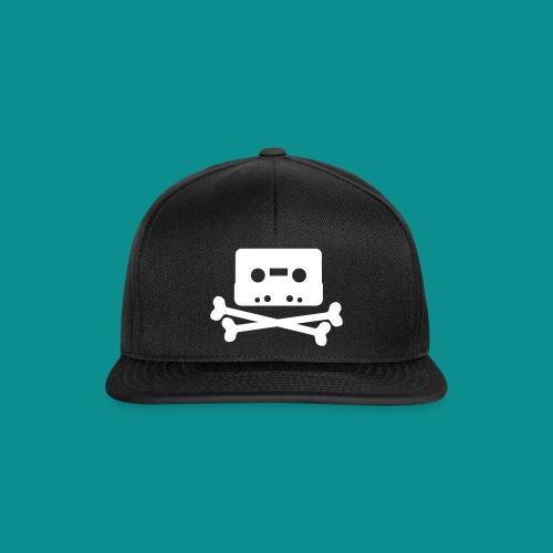 PIRATE RECORD SNAPBACK / LOGO  - Snapback Cap