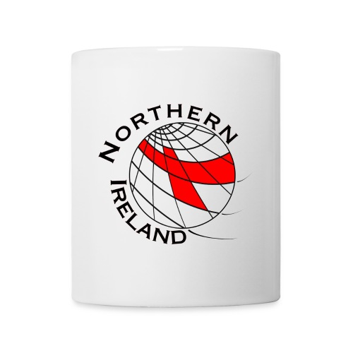 Halftime CUP Northern Ireland - Tasse