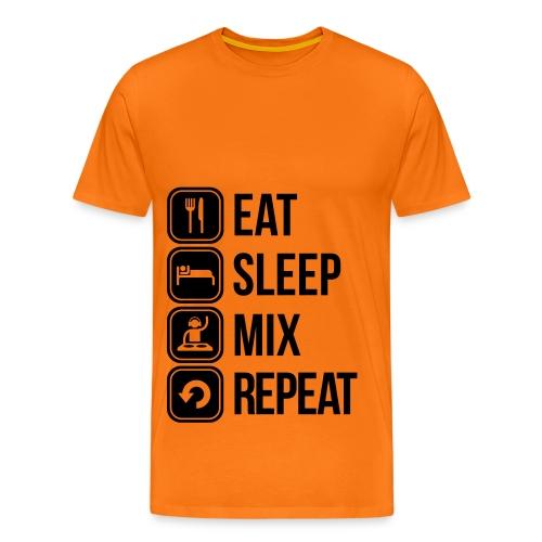 raving top - Men's Premium T-Shirt