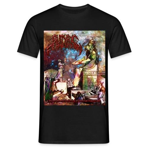 Inconceivable Suffering of Celestial Magnitude T-shirt - Men's T-Shirt