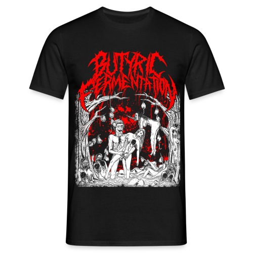 Sea of Slut Rot T-Shirt - Men's T-Shirt