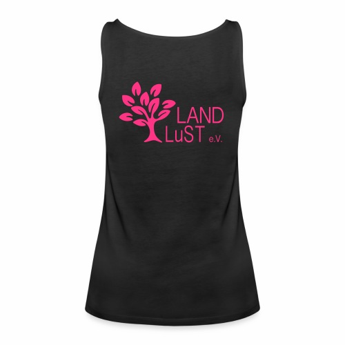 Damen Tank-Top LAND LuST - Frauen Premium Tank Top