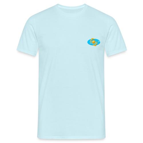 EOS T-Shirt Blue - T-shirt herr