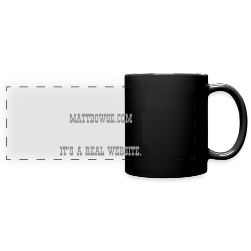 I'm such a mug - Full Color Panoramic Mug