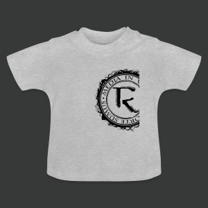 Relinqished Logo Side Baby - Baby T-Shirt