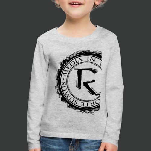 Relinqished Logo Side Kids - Kinder Premium Langarmshirt