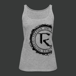 Relinqished Logo Side - Ladies Tank Top - Frauen Premium Tank Top