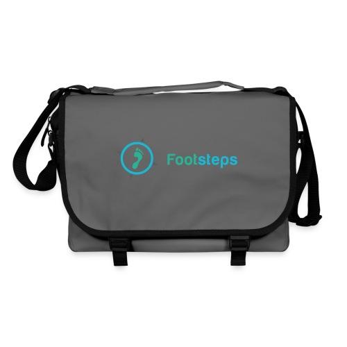 Footsteps Bag - Umhängetasche