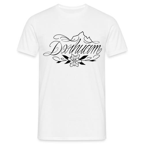 Dorhuam | T-shirt Männer - Männer T-Shirt
