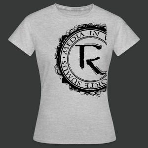 Relinqished Logo Side - Ladies Basic Shirt - Frauen T-Shirt
