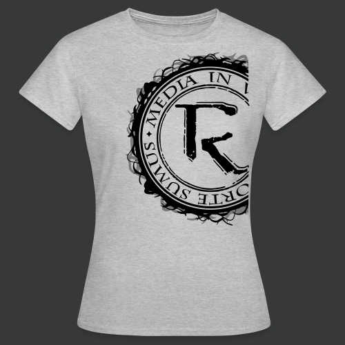 Relinqished Logo Side - Ladies Basic Shirt - Frauen T-Shirt