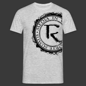 Relinqished Logo Side - Mens Basic Shirt - Männer T-Shirt