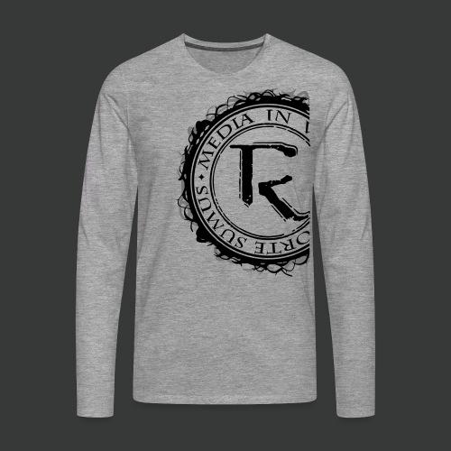 Relinqished Logo Side - Mens Basic Longsleeve - Männer Premium Langarmshirt