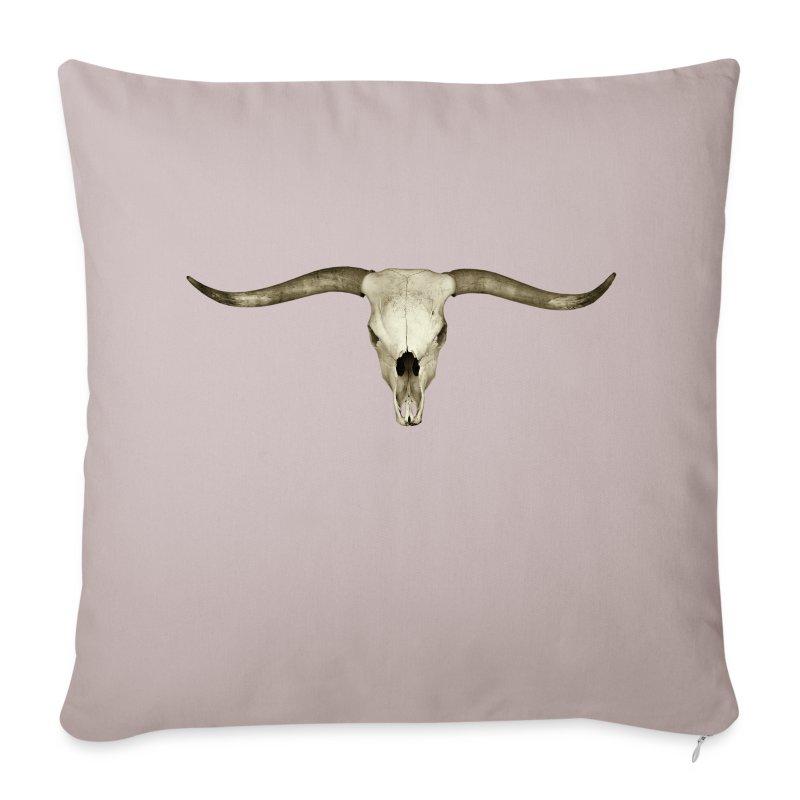 Copricuscino per divano con testa di toro spreadshirt - Copricuscino per divano ...