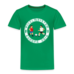 Pixelmeister Europa - Kids' Premium T-Shirt