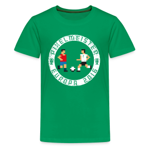 Pixelmeister Europa - Teenage Premium T-Shirt