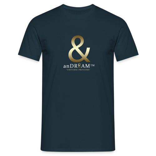 T-SHIRT DREAMS (Royal) - Men's T-Shirt