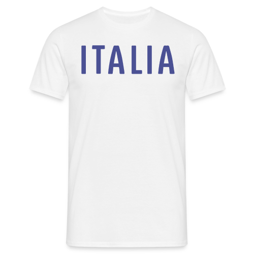 ITALIA T-SHIRT - Männer T-Shirt