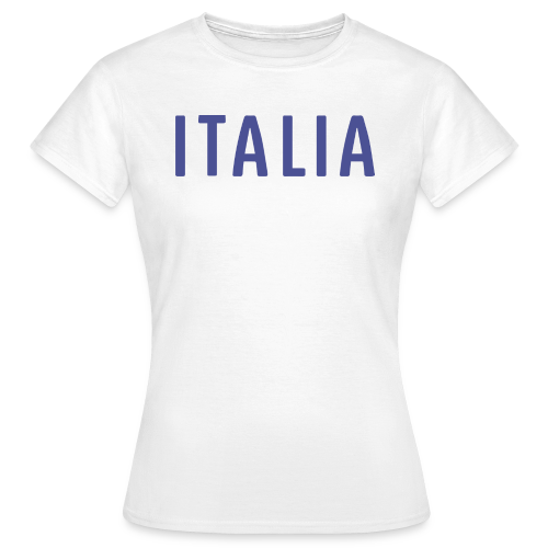 ITALIA T-SHIRT - Frauen T-Shirt