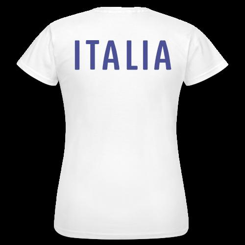 ITALIA T-Shirt Damen - Frauen T-Shirt