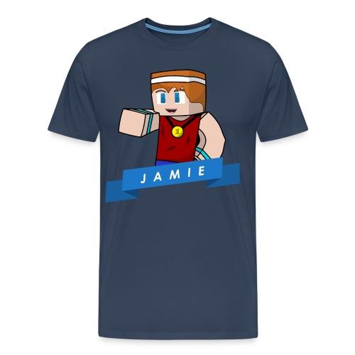 JAMIE (Official Shirt) - Men's Premium T-Shirt