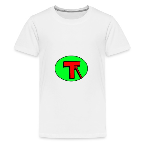 Team Racur Top - KIDS - Teenage Premium T-Shirt