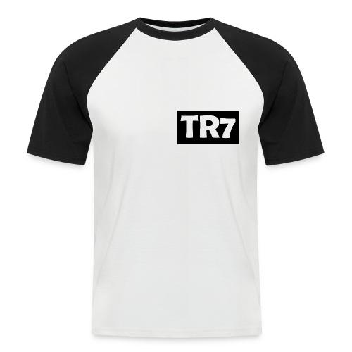 TR7 B&W T-Shirt - Men's Baseball T-Shirt