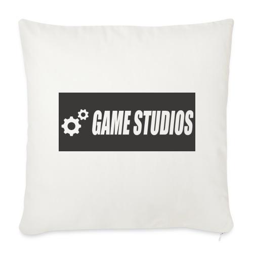 game studio logo - Sofa pillow cover 44 x 44 cm