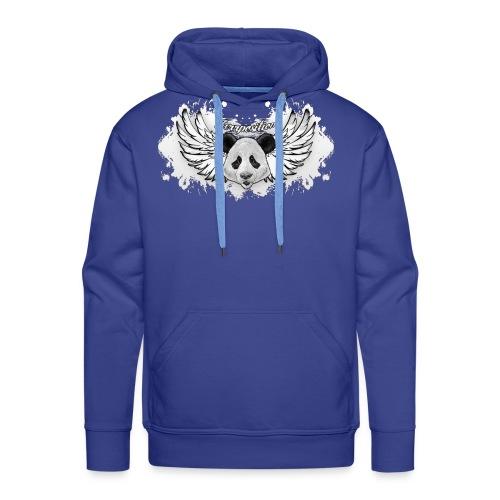 Men's Jerrposition Official Hoodie (Blue) - Men's Premium Hoodie