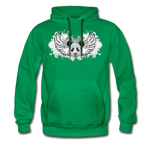 Men's Jerrposition Official Hoodie (Green) - Men's Premium Hoodie