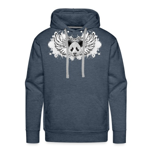 Men's Premium Hoodie - A premium hoodie with official Jerrposition branding, support me and look awesome at the same time!
