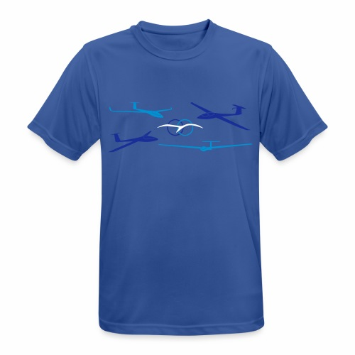 Design 3 - Männer T-Shirt atmungsaktiv