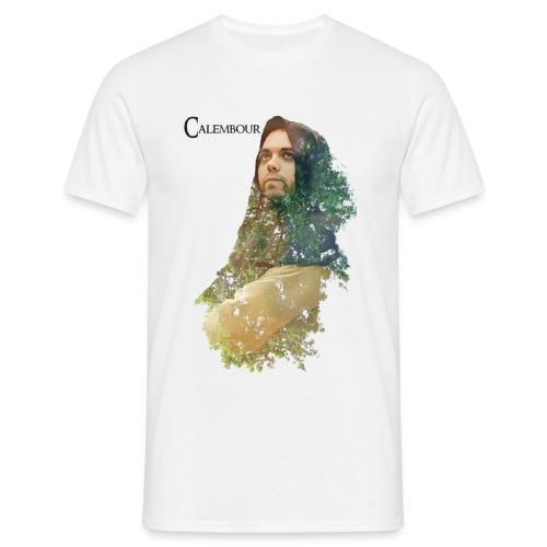 T-SHIRT CALEMBOUR - T-shirt Homme