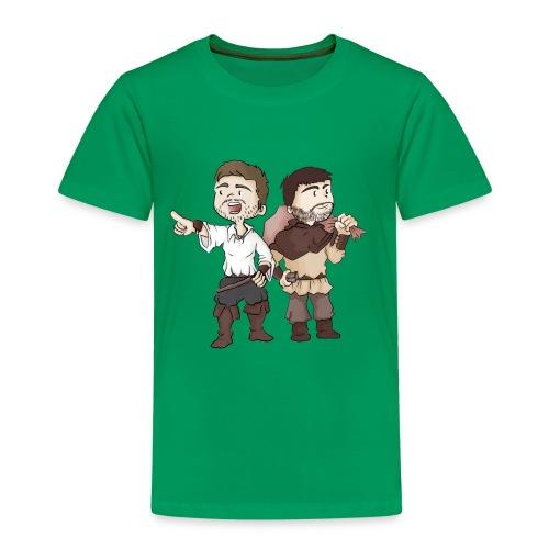 T-SHIRT ENFANT GALEJADE & CALEMBOUR - T-shirt Premium Enfant