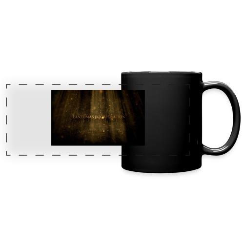 TASSE FANTOMAS [K]ORPORATION - Mug panoramique uni