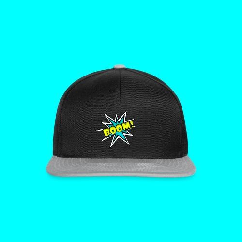 Boom Snapback  - Snapback Cap