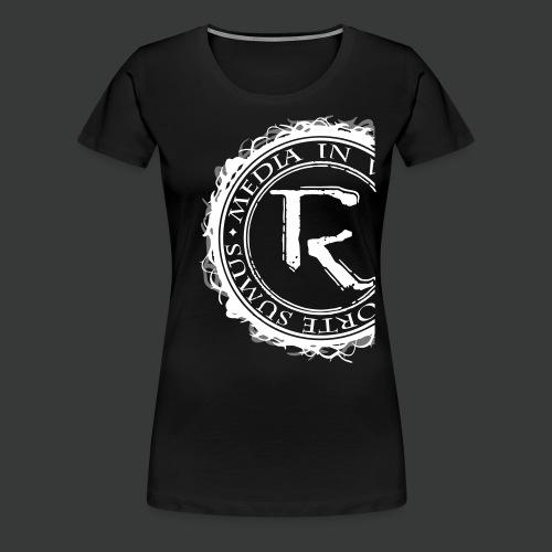 Relinquished - Logo - Frauen Premium T-Shirt