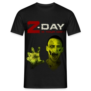 Z DAY - T-shirt Homme